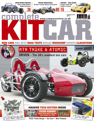 Complete Kit Car September 2010