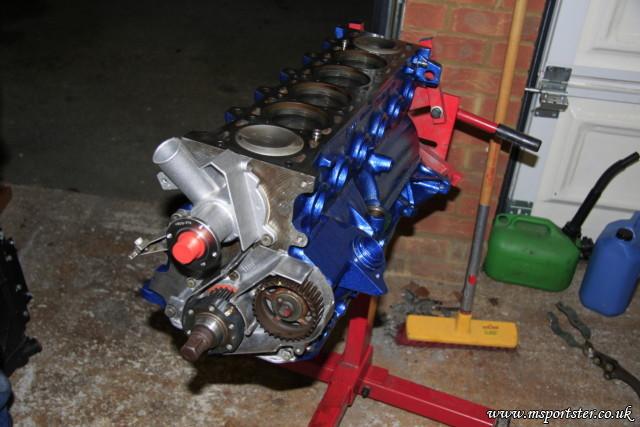 M20B28 Build in Full | Marlin Sportster Build Log