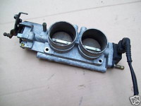 <p>The starting point, Vauxhall Omega V6 2.5 throttle body, nice and cheap on ebay for £5 !</p>